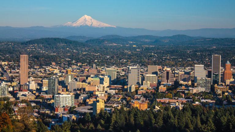 Portland Daytime